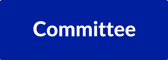 Committee Button