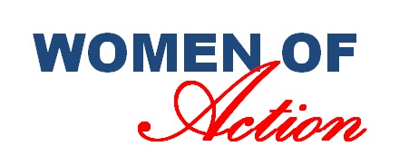 Women Of Action 2017 Logo